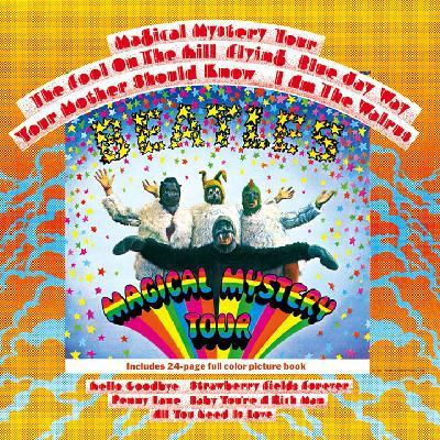 BEATLES BOOTLEGS - MAGICAL MYSTERY TOUR